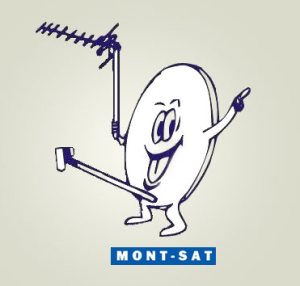 Logo fail happy satellite