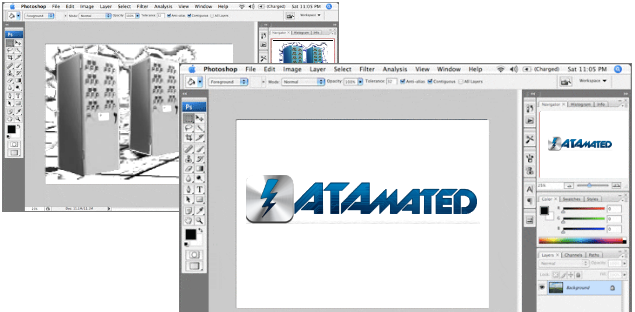 Atamated Logo Design Automation in Mesa, AZ