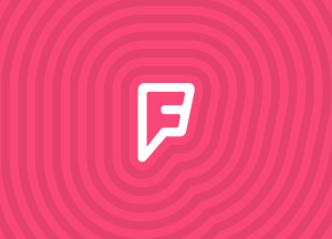 new foursquare logo with ripple